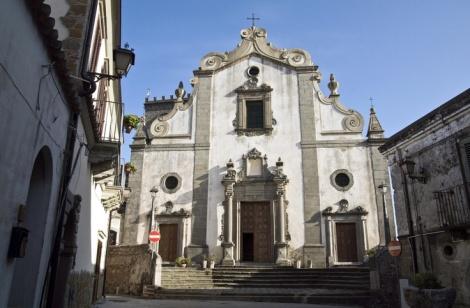 Iglesia de Forza D´Agro de El Padrino II