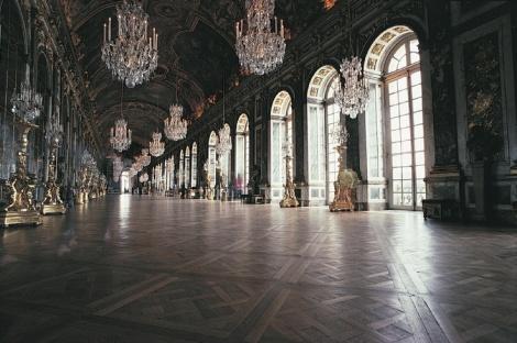 Galeria de los espejos Versalles